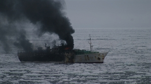 Foreign Ministry gears up to help crewmen suffering from RoK ship fire