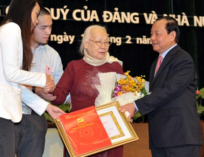 CPV's 82nd anniversary observed in Ho Chi Minh city
