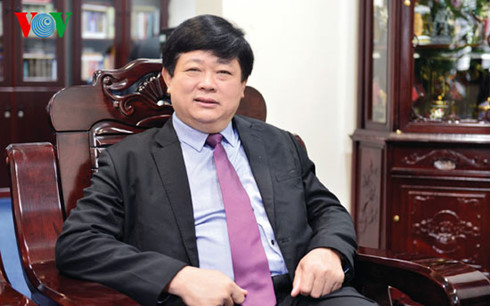 Voice of Vietnam President's New Year Greetings