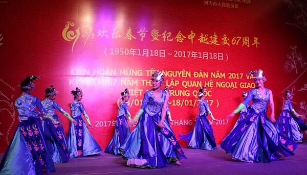 Vietnam, China celebrate 67 years of diplomatic ties
