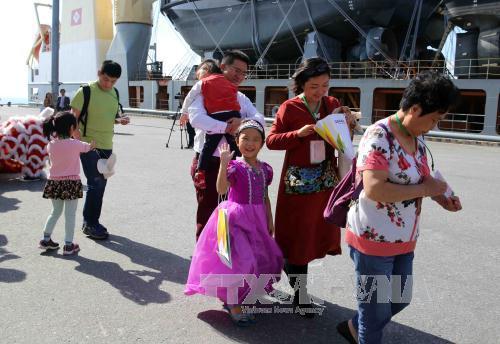 Vietnam welcomes first e-visa recipient