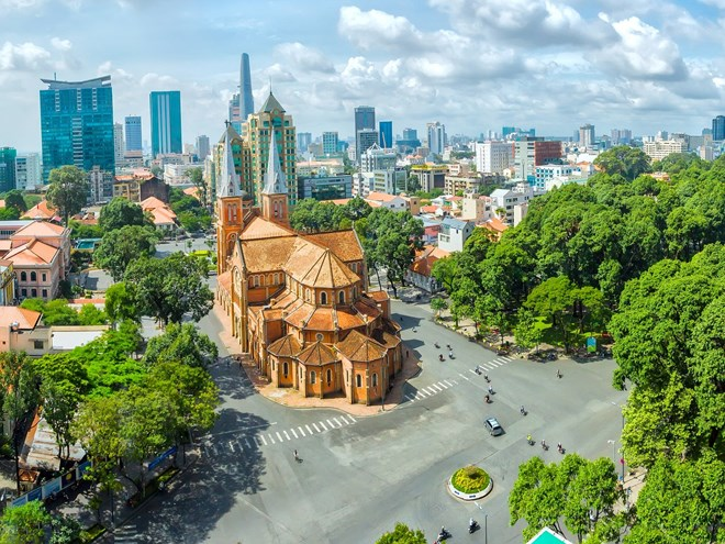 Ho Chi Minh city named among world's 50 most beautiful cities