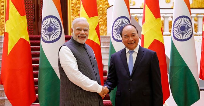 Vietnam-India relations to see new milestones in 2017