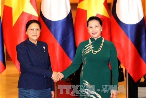 Vietnam, Laos foster special solidarity
