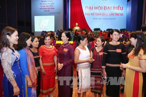 National Women's Congress opens