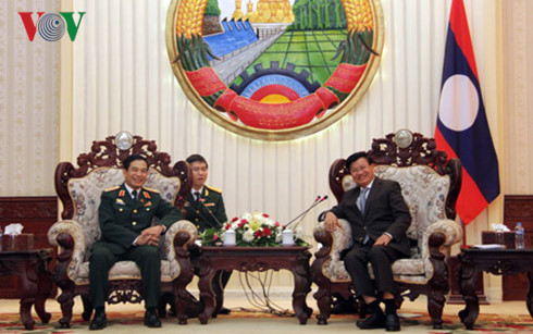 Vietnam, Laos consolidate mutual trust and comprehensive cooperation