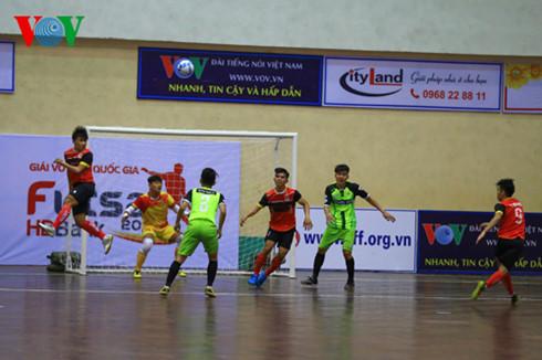2017 National Futsal Championship kicks off