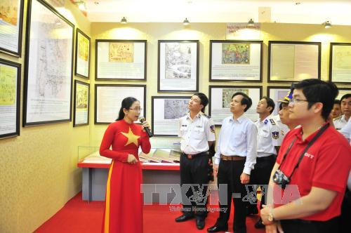 Exhibition hightlights Vietnam's sea and island sovereignty