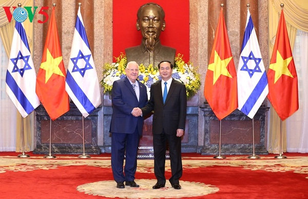 Economic, technological cooperation defined as key pillar in Vietnam-Israel ties