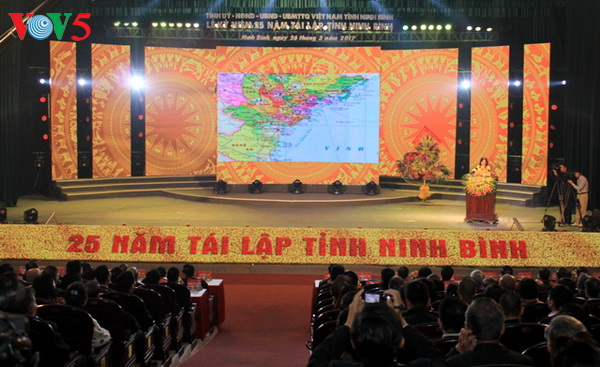 Ninh Binh urged to become key national tourist hub