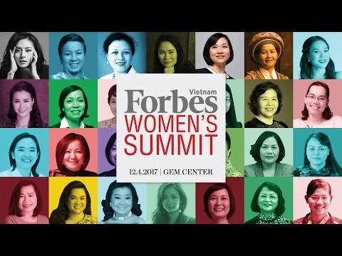 Forbes announces list of Vietnam's 50 most influential women