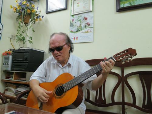 Guitarist Van Vuong: Hanoi always in my heart