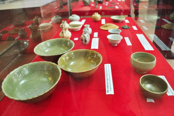 Quang Ngai rich in underwater cultural heritage items