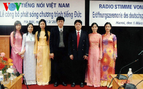 GERMAN RADIO PROGRAM FOSTERS VIETNAM-GERMANY FRIENDSHIP