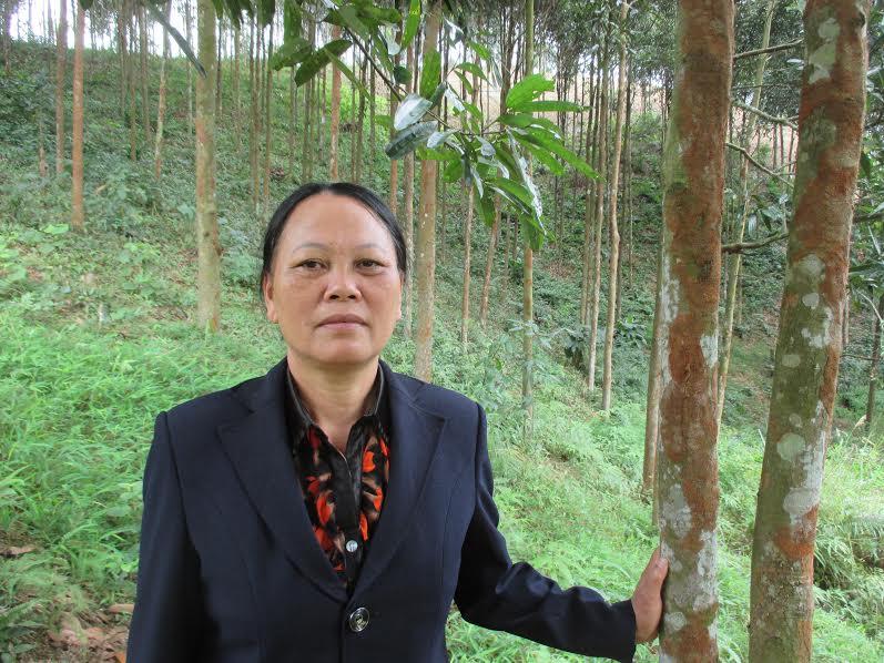 Ban Thi Khe, outstanding Dao woman in Yen Bai