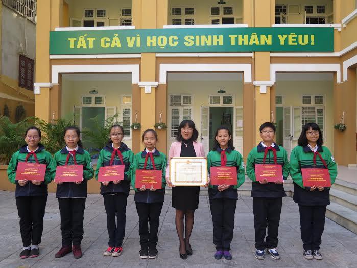 Truong Chau Giang, an inspirational history teacher