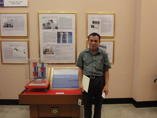 Engineer Pham Phuc Thao, a role model in the petroleum sector