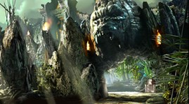 """King Kong' film crew comes to Vietnam"