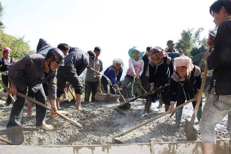 Lai Chau's breakthroughs in new rural development