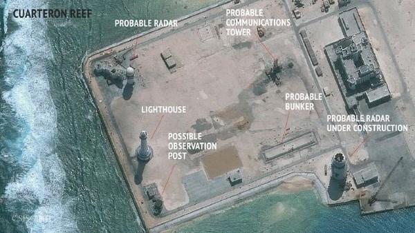 World media criticize China's militarization of islands in East Sea