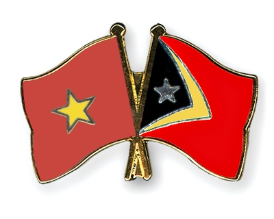 NA vice-chairman receives East Timor's Minister of Foreign Affairs and Cooperation