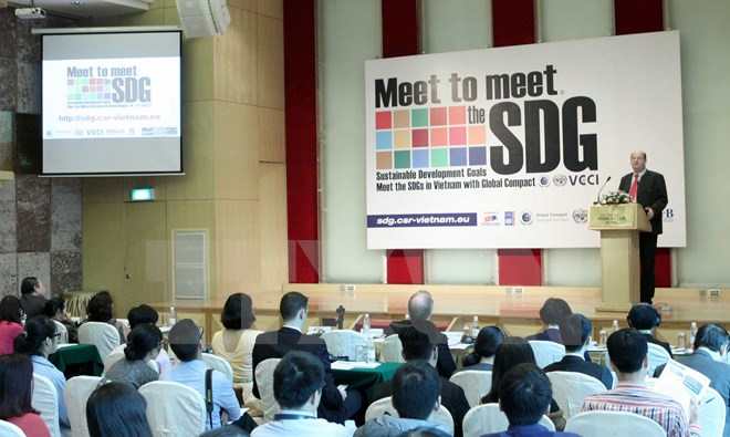 Vietnamese businesses assisted to achieve sustainable development goals