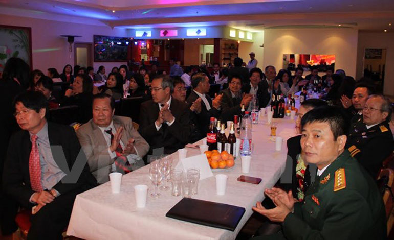 Vietnamese community in Germany celebrate national reunification day