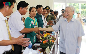 Party leader visits Phu Yen province