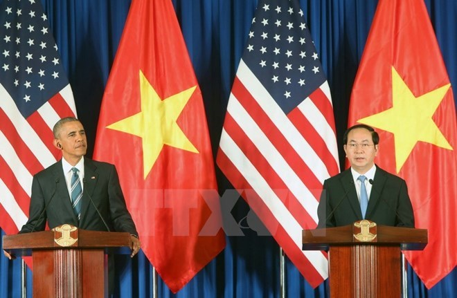 Vietnam, US commit to future outlook