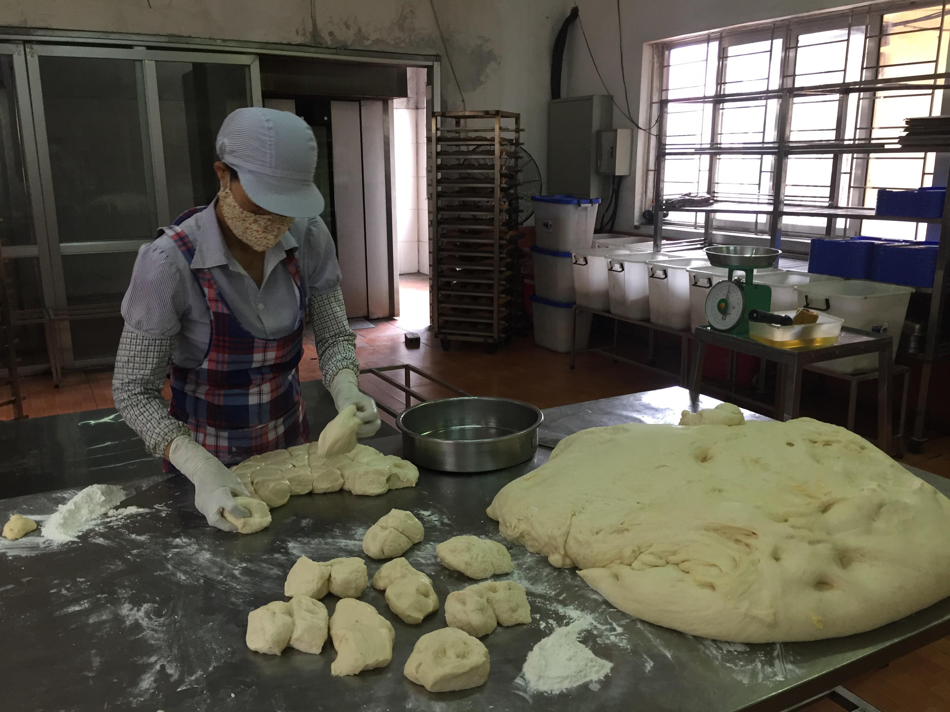 矿工的面包