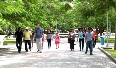 今年头两个月越南接待国际游客220万人次