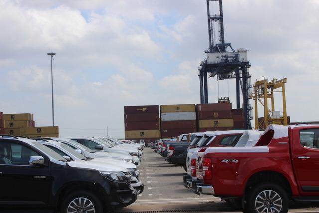 今年一季度越南原装车进口同比增长百分之34