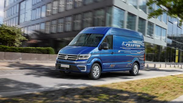 世界福斯商旅将生产电动商用货车