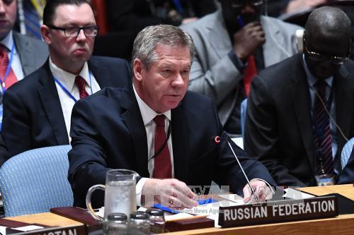 俄罗斯谴责美国有关俄罗斯在联合国被孤立的声明