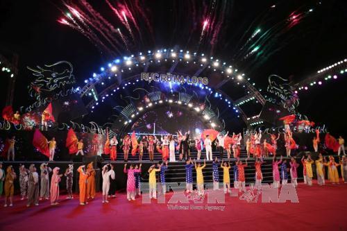 越南多个省市启动海洋旅游活动