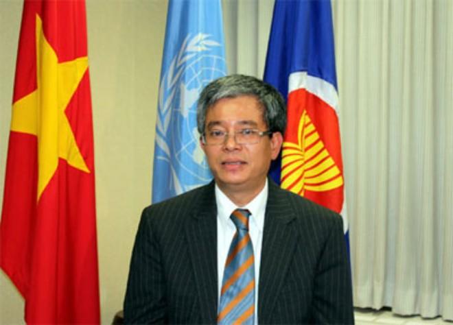 Вьетнамские дипломаты вносят вклад в распространение имиджа Вьетнама за границей