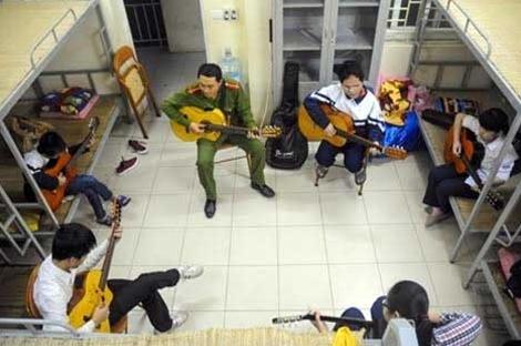 Чан Ань Туан – человек, который отдает все силы для оказания помощи незрячим детям