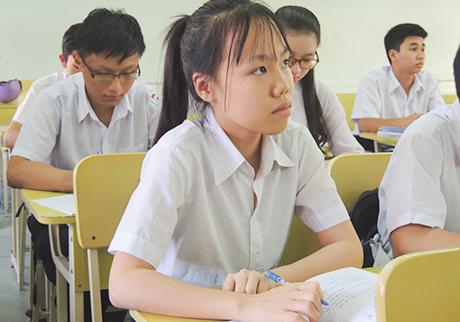 Доан Ны Нгок Линь – отличная ученица, получившая грант АСЕАН
