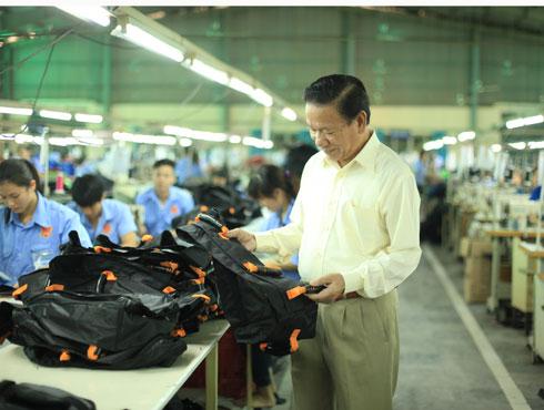 Предприниматель Динь Куанг Бао – почетный гражданин Столицы
