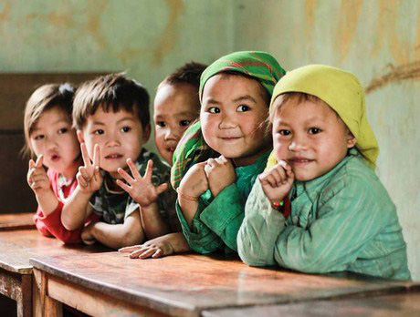 VOV's charity trip to Ha Giang province