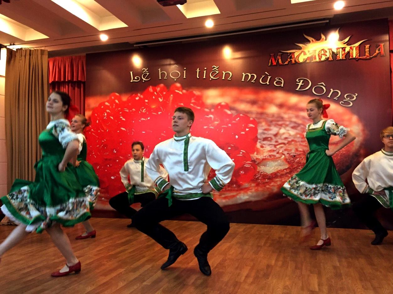 "Russian Sun Festival ""Maslenitsa"" 2016 in Hanoi"