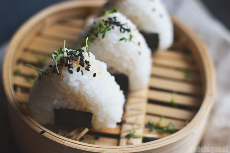 Onigiri - A symbol of family love in Japan