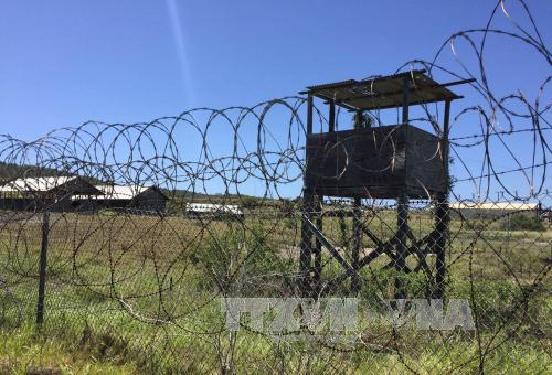 US transfers inmates to Senegal from Guantanamo prison