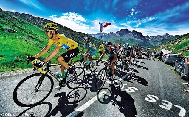 Tour de France - the world's most famous bicycle race