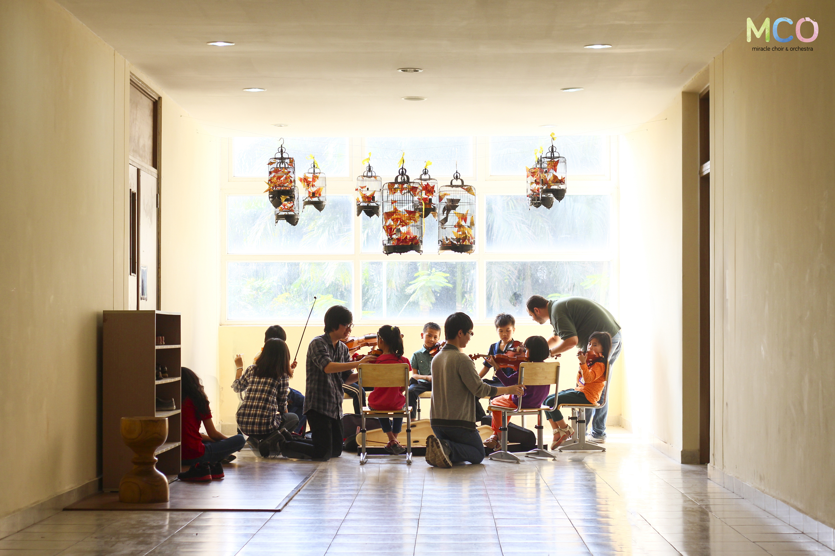 The Hanoi Miracle Choir and Orchestra: When music changes life
