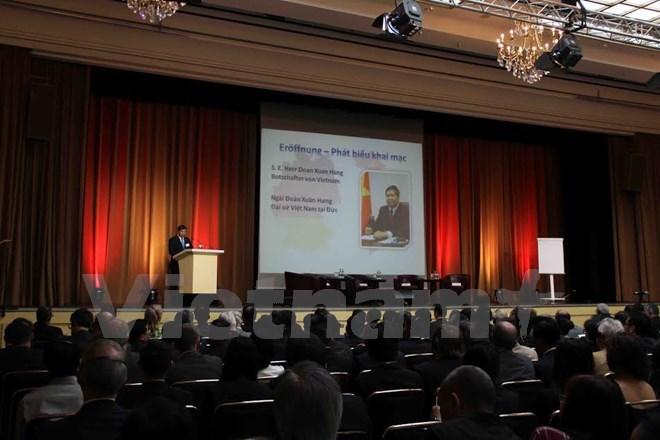 Vietnam, Germany seek economic cooperation opportunities