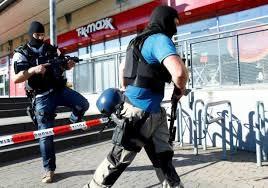 Police shot dead gunman in German cinema complex