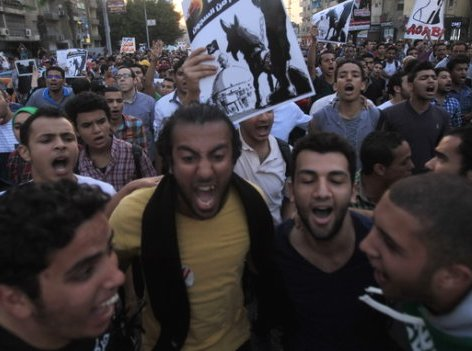 Egypt hands death or life imprisonment sentences to 9 MB members