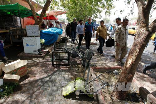 IS claims responsibility for bomb attack in Iraq
