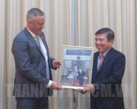 HCM City, Bulgaria boost economic cooperation
